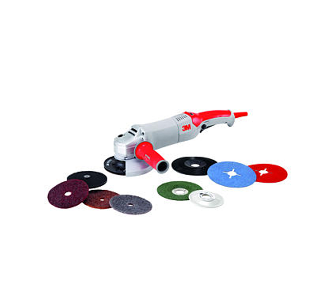 3m Angle Grinder ~ Productivity solution product abrasive content